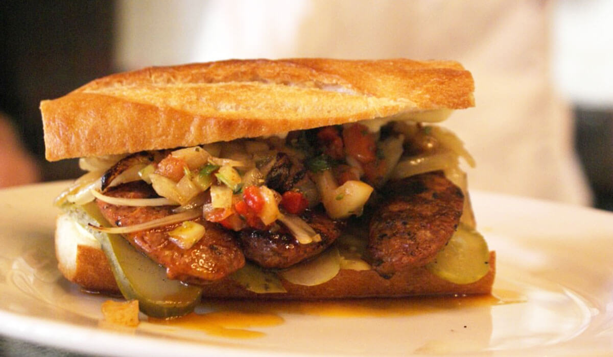Choripan Argentina S Most Popular Street Food