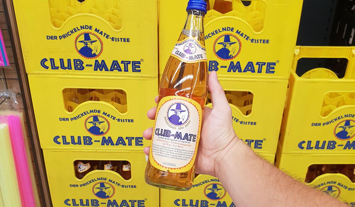 Club Mate Berlin