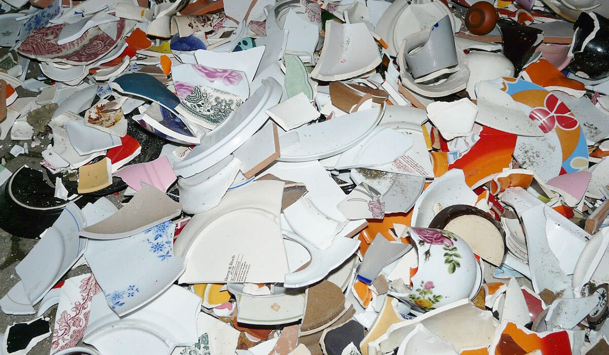 Polterabend: Shattering Porcelain Can Be A Good Thing For Your Marriage