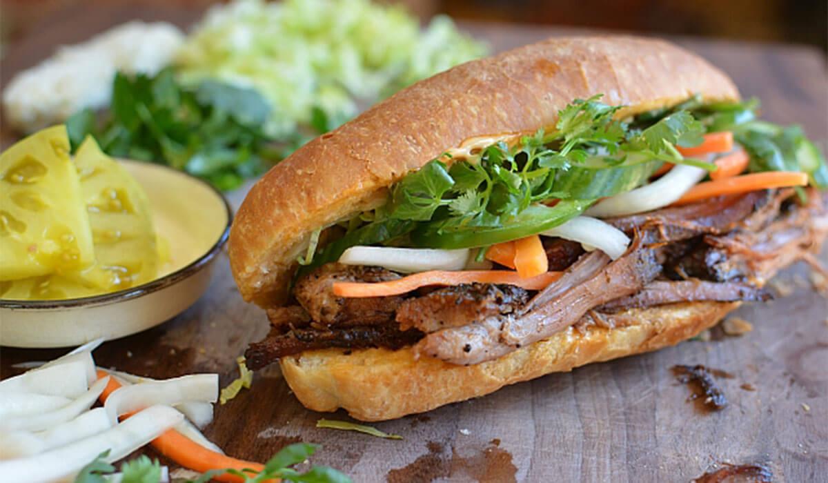 Bánh Mì: Vietnamese & French Cuisine Fuse Into A Luscious Sandwich