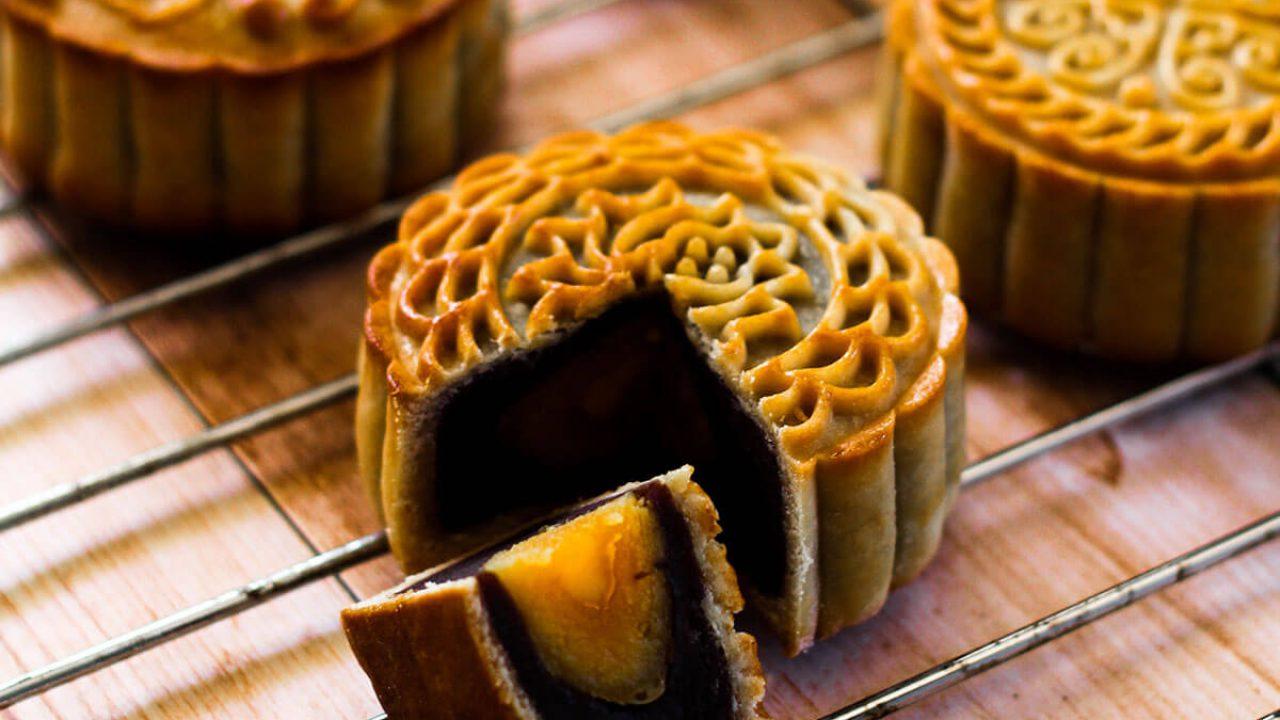 Oreo Mooncake: Sambut Moon Cake Festival