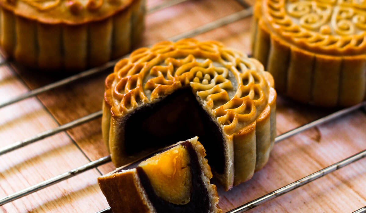 Image result for mooncakes